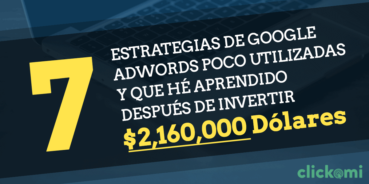 estrategias de google adwords